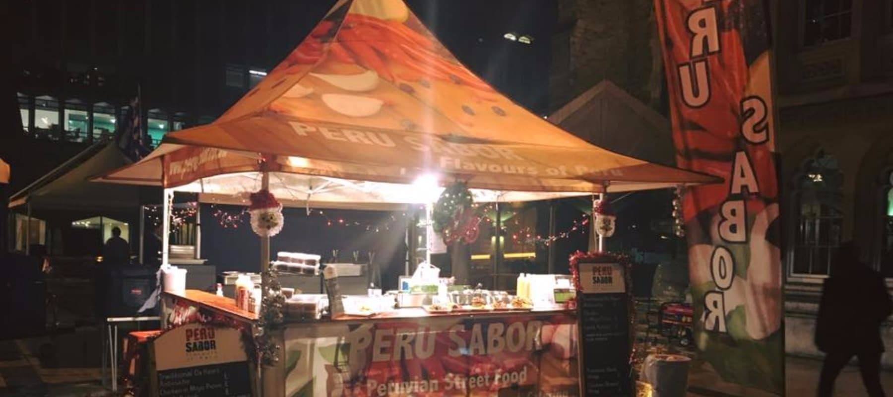A Day In The Life Of A Street Food Vendor