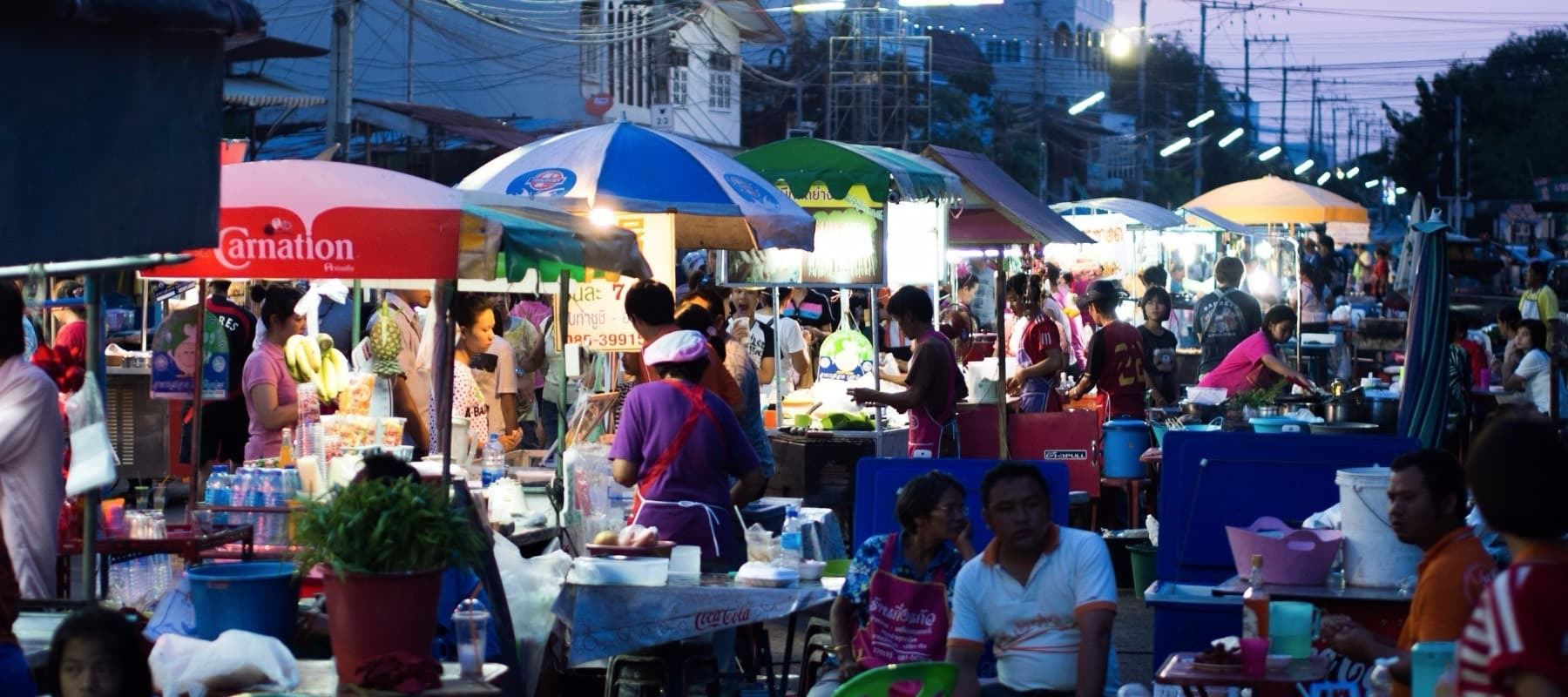 The Social Impact of Street Food