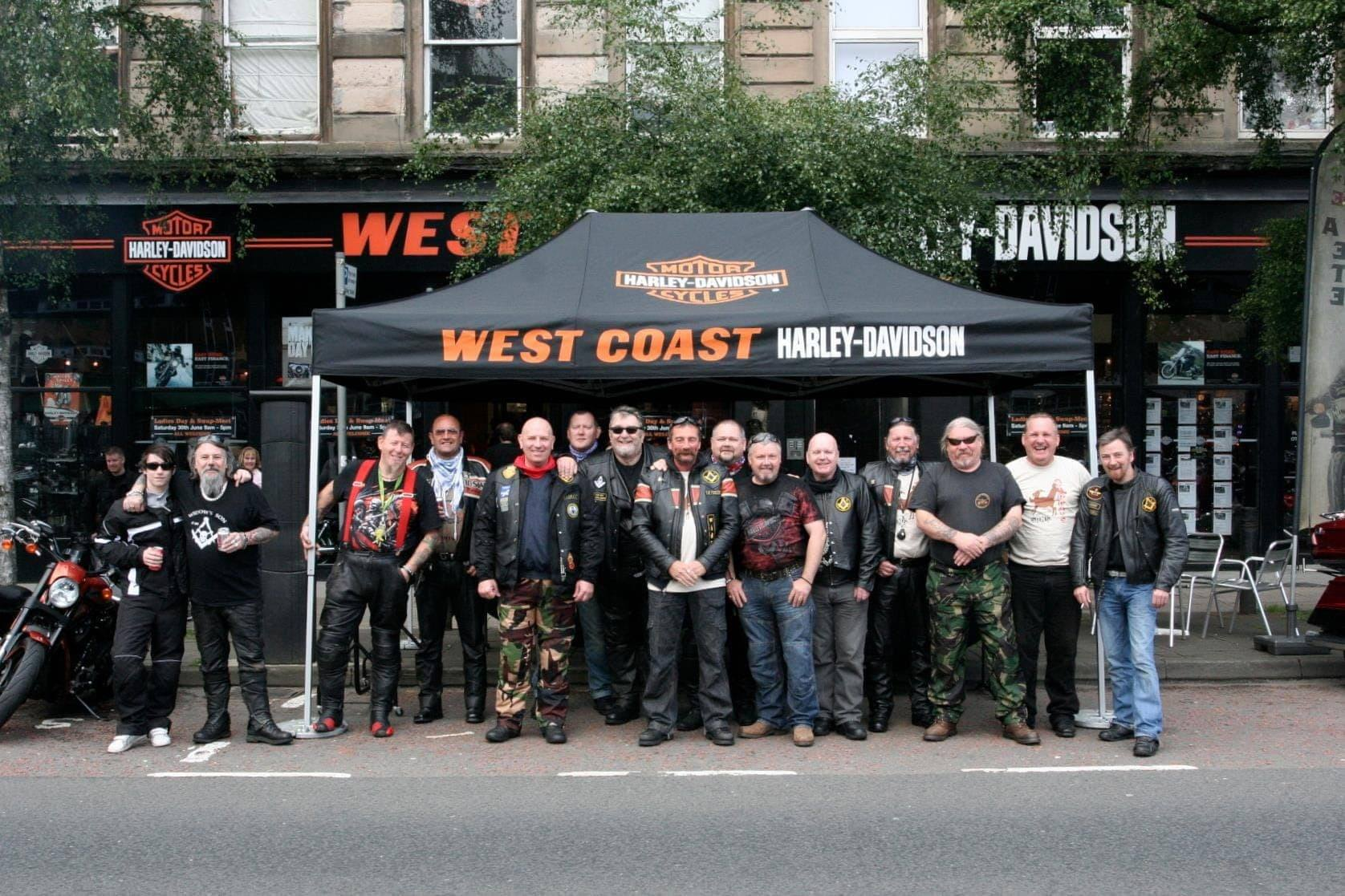 <p>Tent – Classic – Harley Davidson</p> <p>West Coast, Harley-Davidson</p>