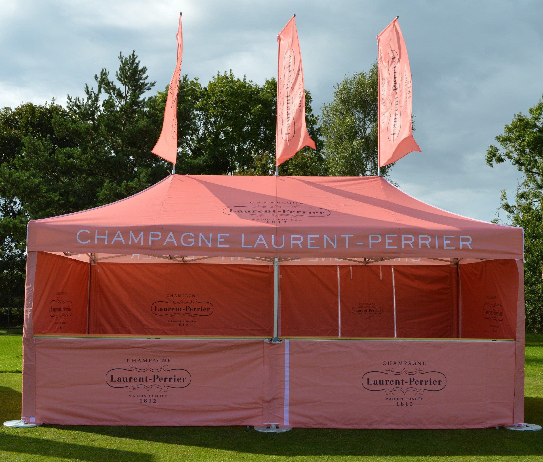 <p>Tent – Classic – Laurent Perrier</p> <p>6m x 3m</p>