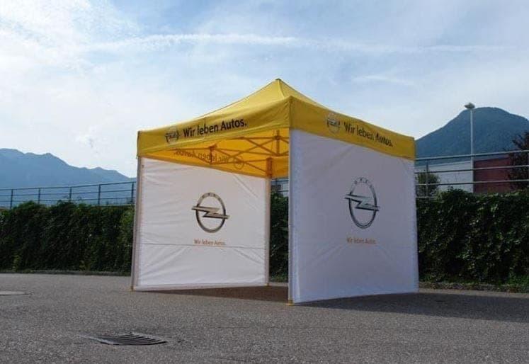 <p>Tent – Classic – Vauxhall</p> <p>3m x 3m</p>