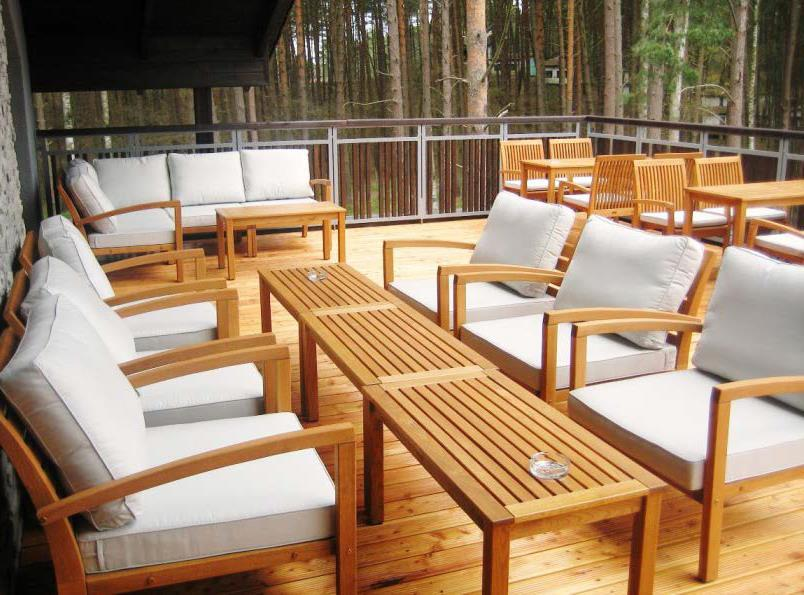 <p>Outdoor Furniture Leisure Collection Vista</p> <p> </p> <p>Hardwood Lounge Set.</p> <p> </p> <p>Ideal for Hotel Terrace</p>