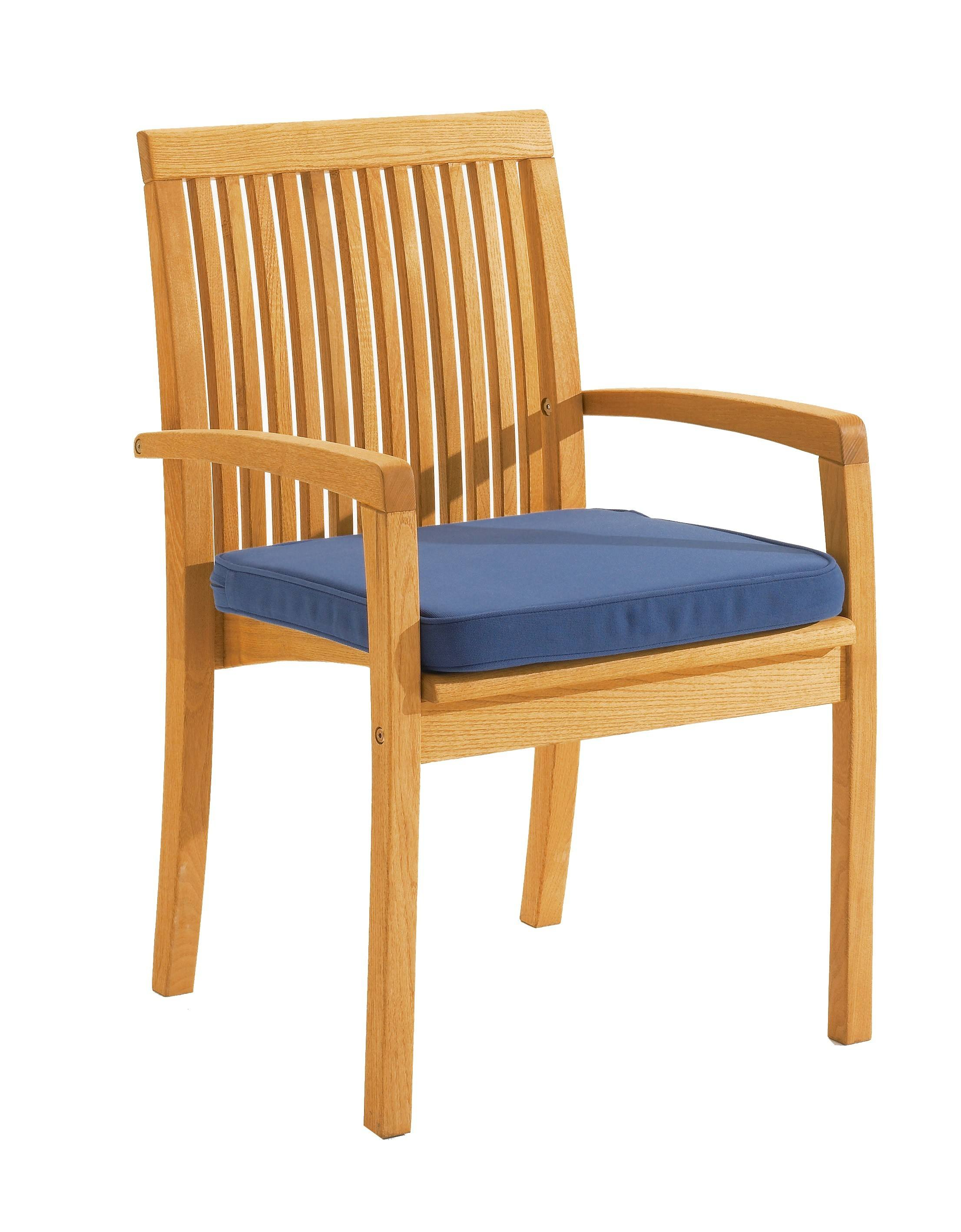 <p>Outdoor Furniture – Wooden Dining Collection Fuera.</p> <p> </p> <p>Fuera Furniture – Stylish, Elegant Armchair.</p> <p> </p> <p>Equally at home within an exquisite restaurant setting as it is on a garden patio or hotel terrace. Chairs are easy to stack and store away. Cushions available</p>