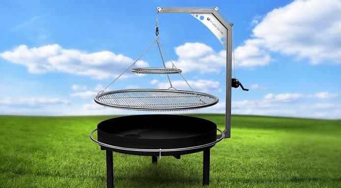 Sanki Swinging Grill – Avanti – Full View Image