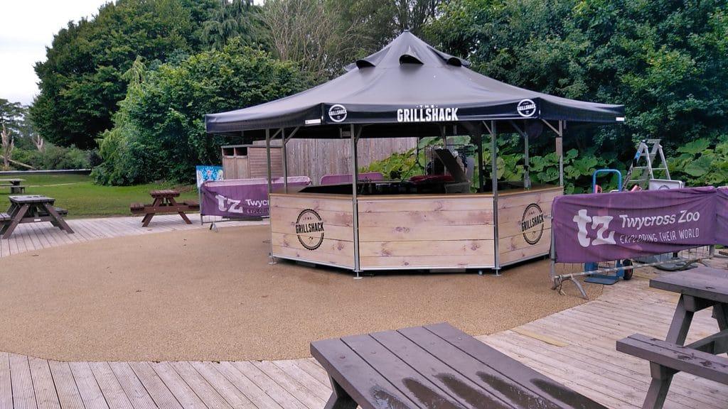 Sanki-Swinging-Grills-Grills-Pavilions-Grill-Shack-Twycross Zoo – Venue Catering