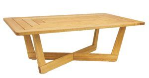 Leisure Collection Libero Robina Wooden Table