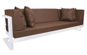 Leisure Collection Veranda Set – Rimini 2-person sofa