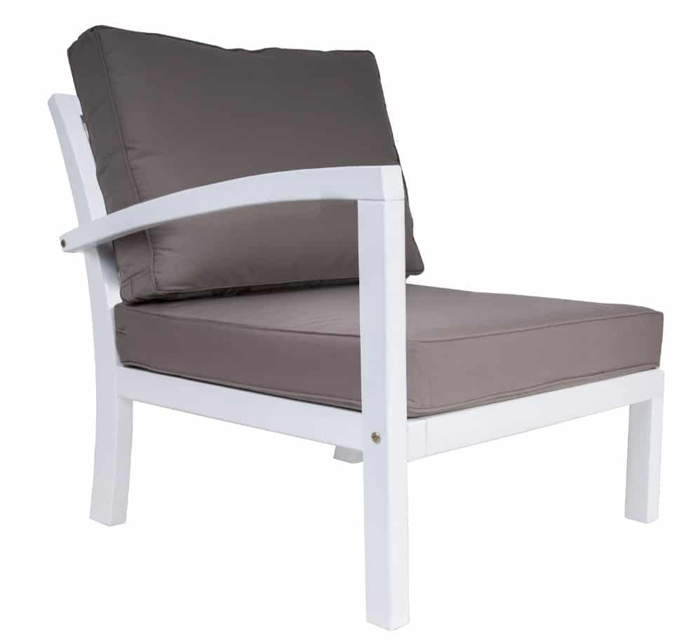 <p>Outdoor Furniture Leisure Collection Tuscany Armchair with right arm.</p> <p> </p> <p>Comfortable Patio Lounge Set Tuscany Armchair with right arm.</p> <p> </p> <p>Modern Leisure indoor or outdoor Hotel Coffee Lounge Set includes Armchairs, Chair, Corner Settee, Footstool and Table. Suits a variety of locations and settings including outdoor terraces, hotel reception areas and foyers with unlimited configuration options available.</p>