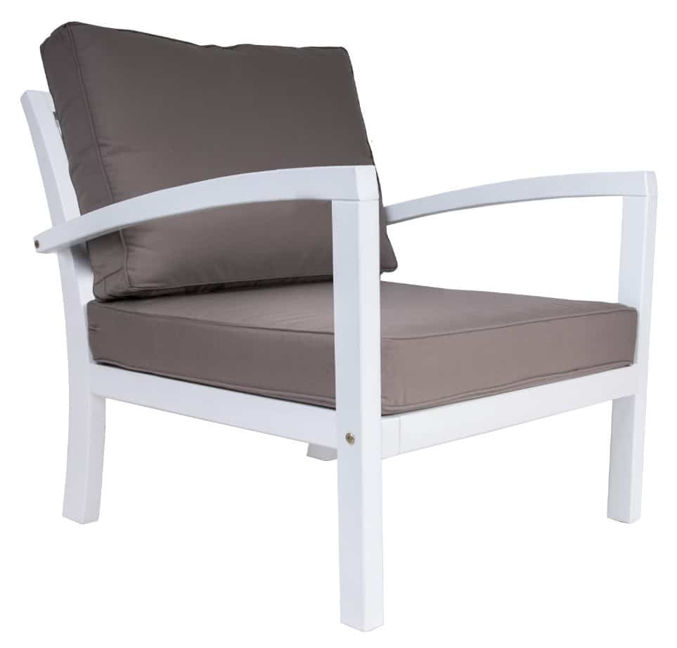 <p>Outdoor Furniture Leisure Collection Tuscany Armchair.</p> <p> </p> <p>Comfortable Patio Lounge Set Tuscany Armchair.</p> <p> </p> <p>Modern Leisure indoor or outdoor Hotel Coffee Lounge Set includes Armchairs, Chair, Corner Settee, Footstool and Table. Suits a variety of locations and settings including outdoor terraces, hotel reception areas and foyers.</p>