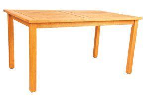 Table in the Amalfi range – Square or Rectangular