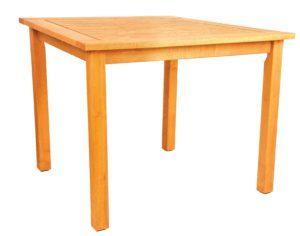 Table in the Amalfi Furniture range – Square