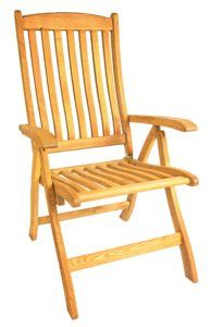 High-backed recliner Armchair