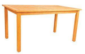Table in the Atrani Furniture range – Square or Rectangular