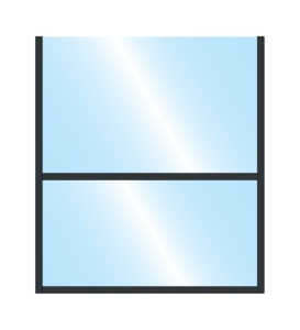 Terrace Screens Pavement Screen Sirocco Straight Glass Single Top Bottom Colour Example