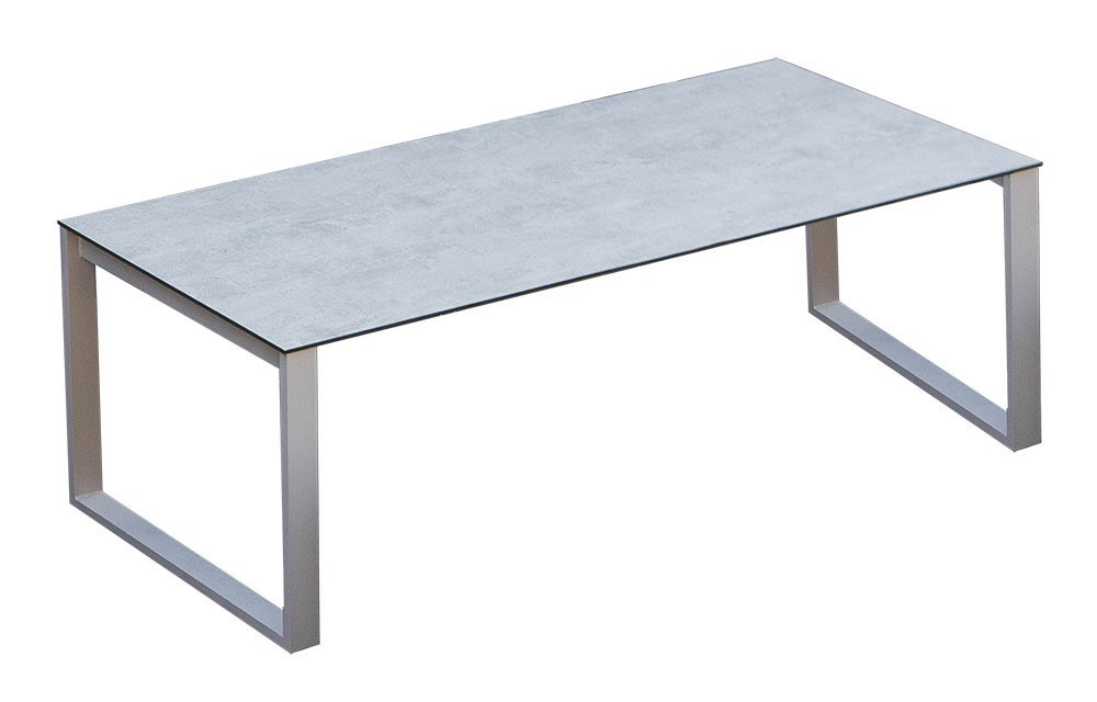 <p>Outdoor Furniture – Metal & Wooden Dining Collection – Adriana Table.</p> <p>Adriana Furniture – Table with powder-coated aluminium frame and tabletop.</p> <p> </p> <p>Fresh, stylish and sophisticated Metal & Wooden Outdoor Dining Furniture includes armchair and tables. Elegant, comfortable & durable in all weathers and suitable for indoor and outdoor use.</p>