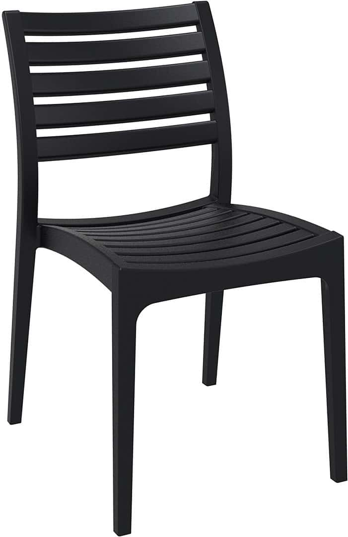 <p>Outdoor Furniture Contemporary Collection – Delray Side Chair –Black.</p> <p> </p> <p>Side Chair –designed for indoor and outdoor use capturing essential features such as clear identity, lightness, stability, functionality, ergonomics and care for the environment. Comfort, Modernity, style and durability</p>