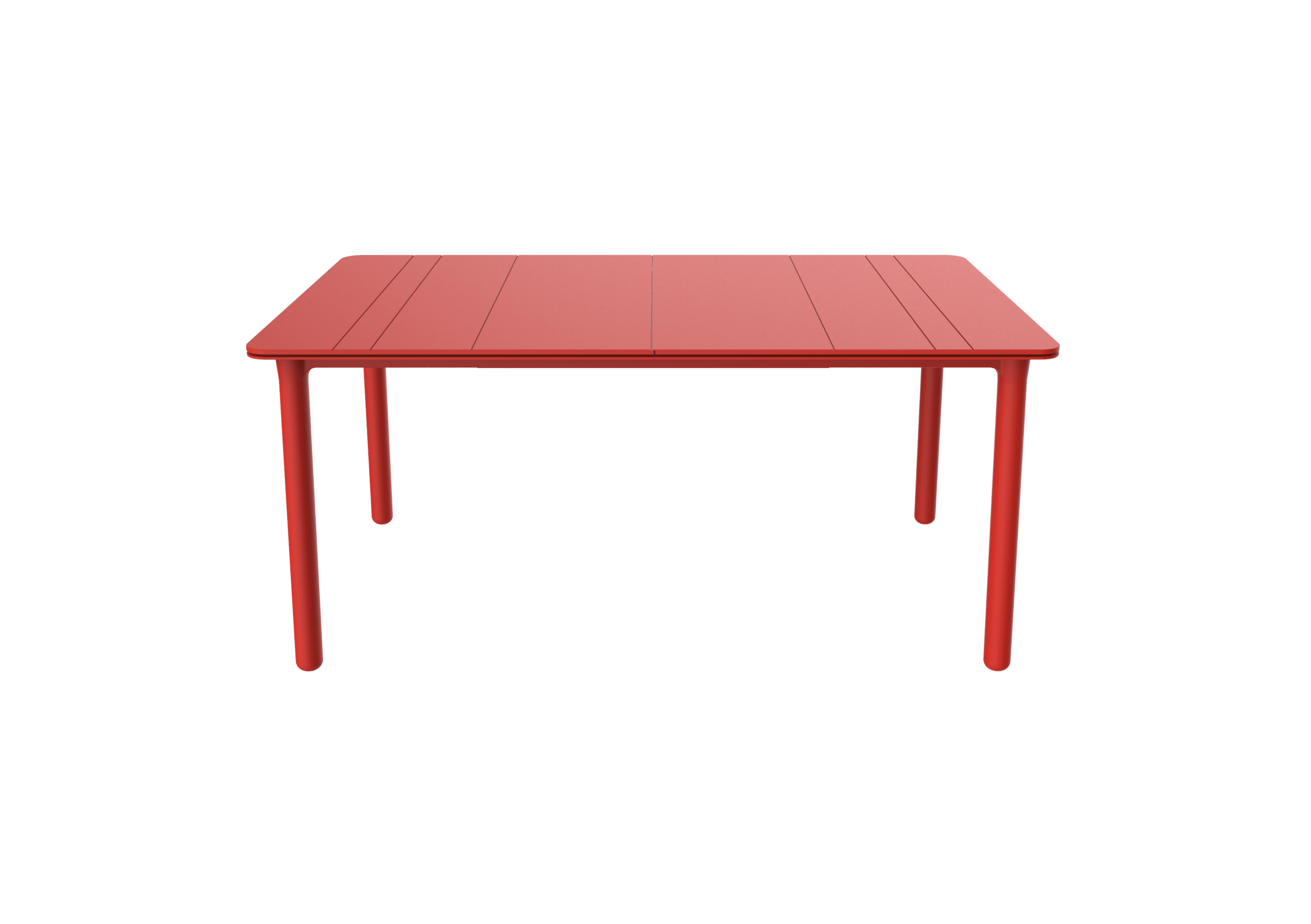 <p>Outdoor Furniture Contemporary Collection – Durango Commercial Dining Table – Red.</p> <p> </p> <p>Table for indoor and outdoor use available in a variety of colours.</p> <p> </p> <p>Adaptable to any environment being designed by architects. Capturing essential features such as elegance lightness, functionality, ergonomics and care for the environment.</p>