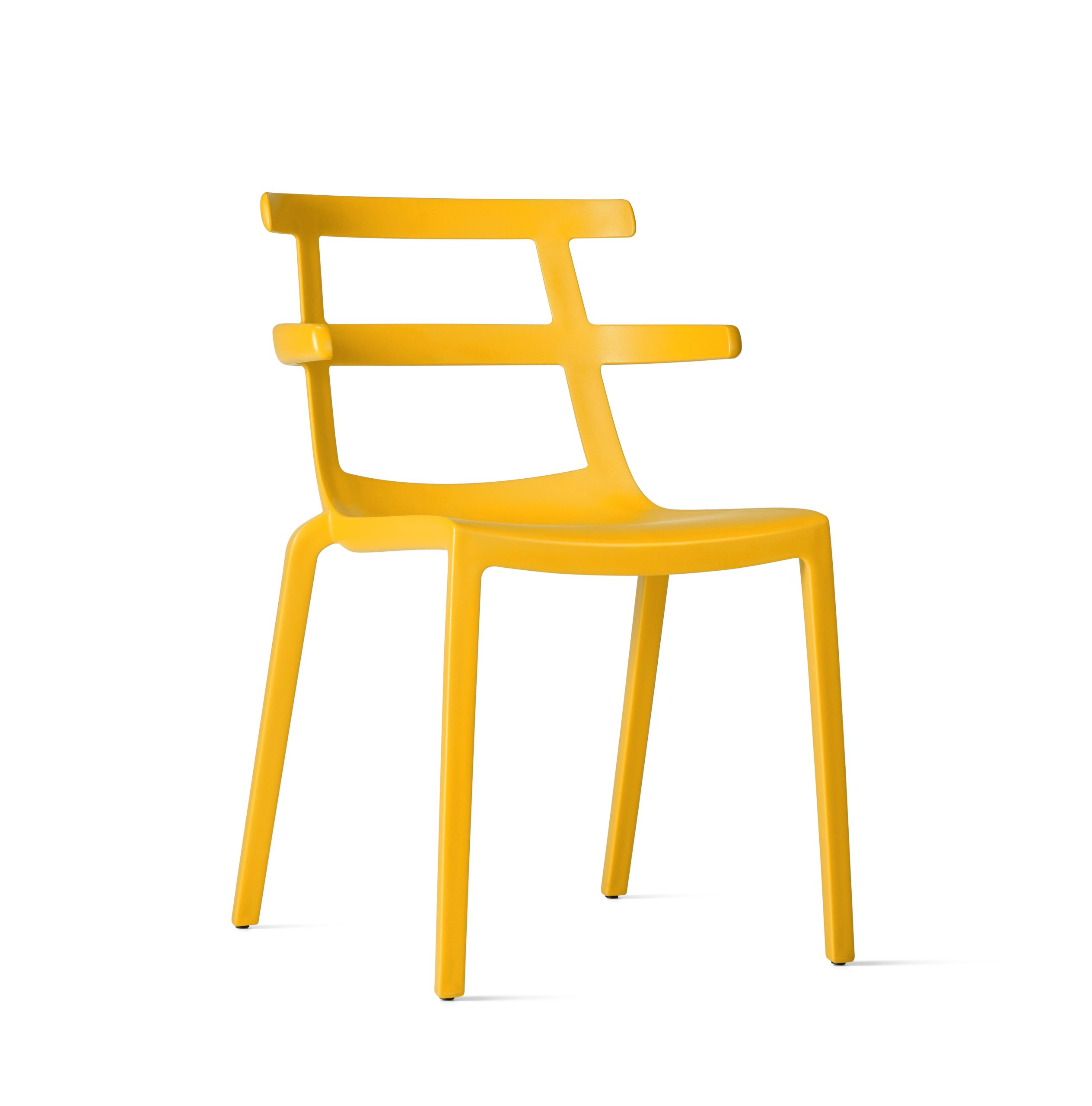 <p>Outdoor Furniture Contemporary Collection – Fresno Chair.</p> <p> </p> <p>Chair for indoor and outdoor use available in a variety of vibrant colours, with an oriental vibe, creating balance between lightness and functionality, capturing essential features such as lightness, functionality, ergonomics and care for the environment.</p>