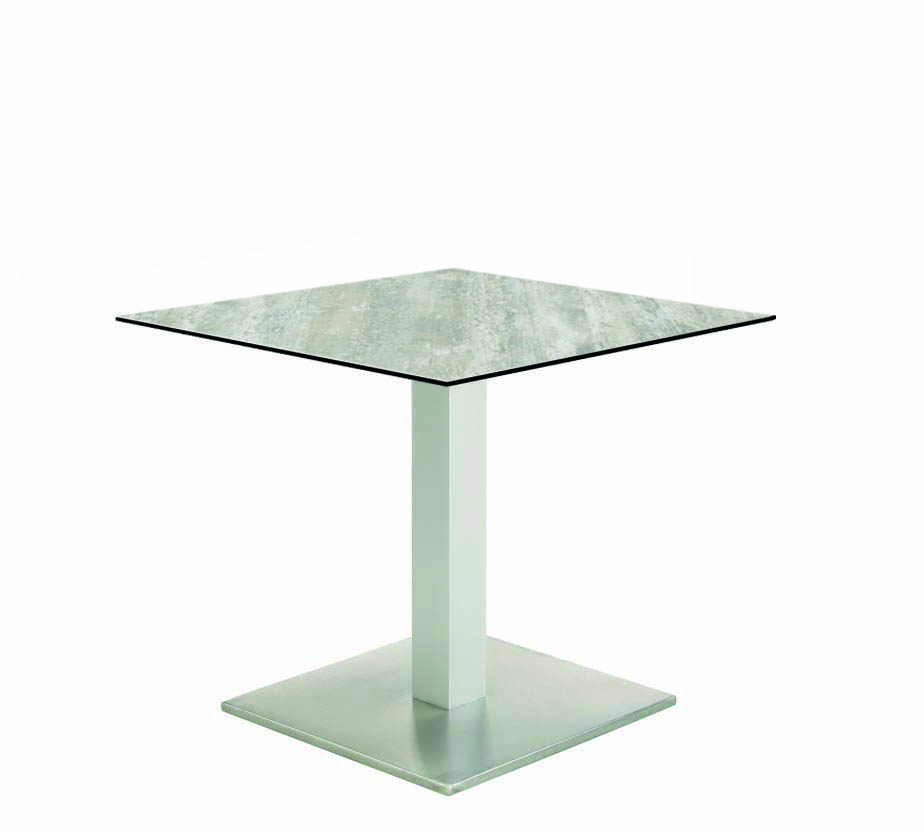 <p>Outdoor Furniture Contemporary Collection – Gorda Outdoor Dining Table – Single Pedestal.</p> <p> </p> <p>Table for indoor and outdoor use. Combine with tabletop and chairs of your choice.</p> <p> </p> <p>Adaptable to any environment being designed by architects. Capturing essential features such as elegance lightness, functionality, ergonomics and care for the environment.</p>