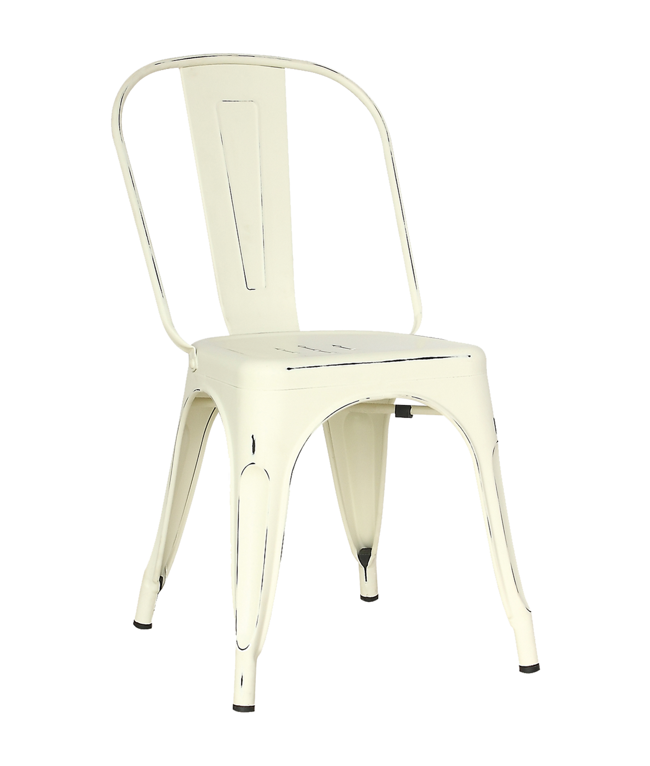 <p>Outdoor Furniture Contemporary Collection – Laredo Side Chair – Antique Cream Finish</p> <p> </p> <p>Side Chair – metal seat & stackable, designed for indoor and outdoor use capturing essential features such as lightness, stability, functionality, ergonomics and care for the environment. Comfort, Modernity, style and durability</p>