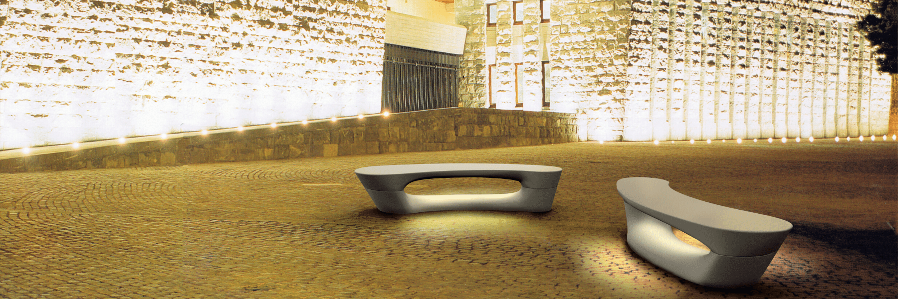 <p>Outdoor Furniture Contemporary Collection – Nevada Bench</p> <p> </p> <p>Contemporary stylish seating for indoor and outdoor use, designed to be used in public areas in Shopping Centres, Retail Complexes, Exhibition Halls etc Capturing essential features such as lightness, functionality, ergonomics and care for the environment.<br /> Desired by architects designing modern outdoor commercial public spaces, waiting areas</p>