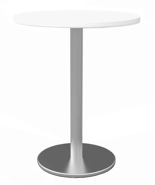 <p>Outdoor Furniture Contemporary Collection – Toro Commercial Dining Table – Round Single Pedestal.</p> <p> </p> <p>Table for indoor and outdoor use. Combine with chairs/stools of your choice.</p> <p> </p> <p>Adaptable to any environment being designed by architects. Captures essential features such as elegance lightness, functionality, ergonomics and care for the environment.</p>