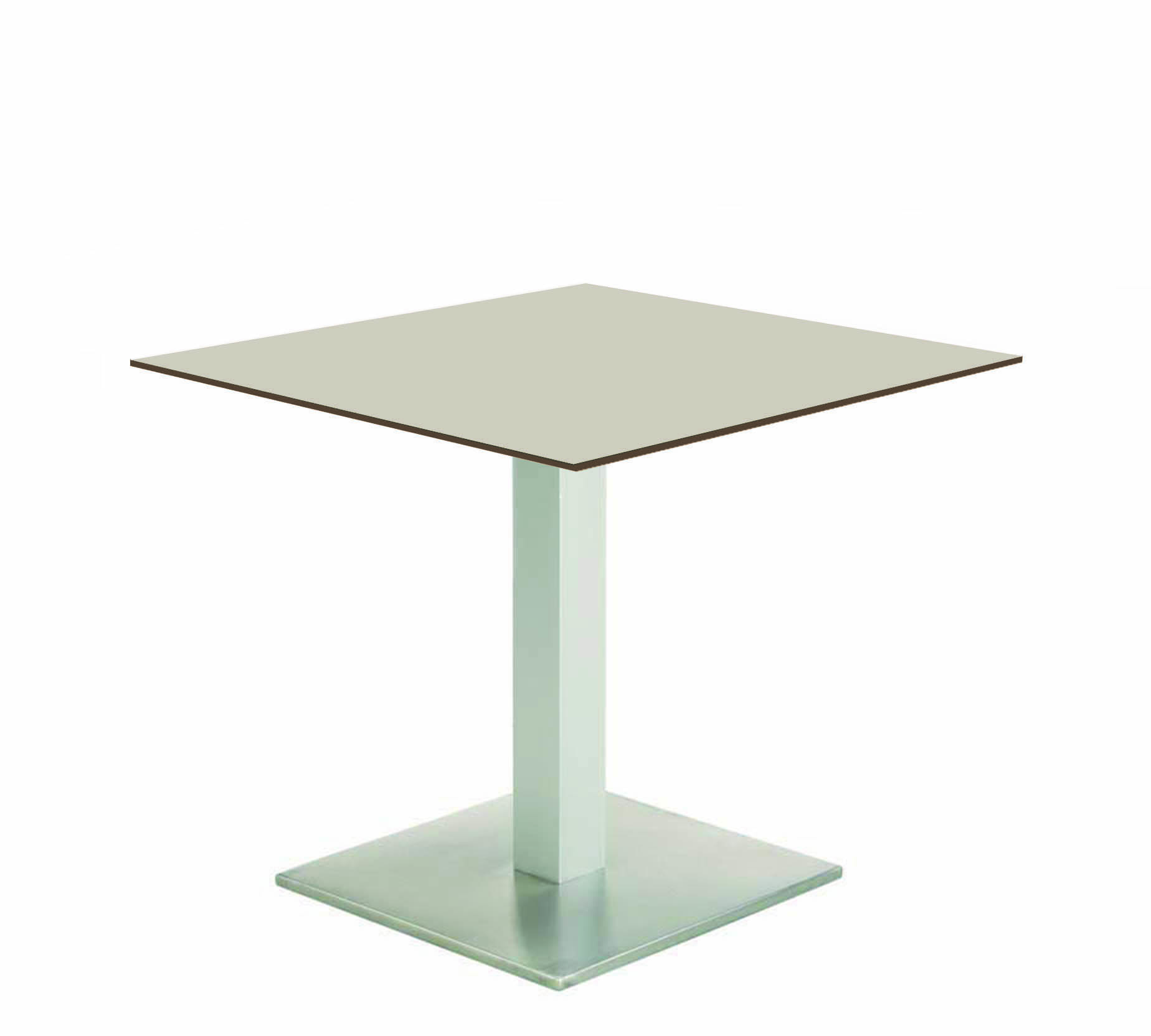 <p>Outdoor Furniture Contemporary Collection – Toro Commercial Dining Table – Single Pedestal.</p> <p> </p> <p>Table for indoor and outdoor use. Combine with chairs/stools of your choice.</p> <p> </p> <p>Adaptable to any environment being designed by architects. Captures essential features such as elegance lightness, functionality, ergonomics and care for the environment</p>