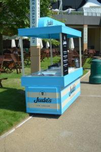 Bespoke Carts Ice cream Carts Custom Design