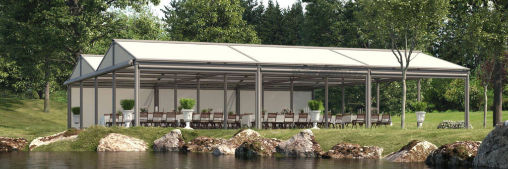 Markilux Awnings & Solar Protection Projects - Bespoke Design