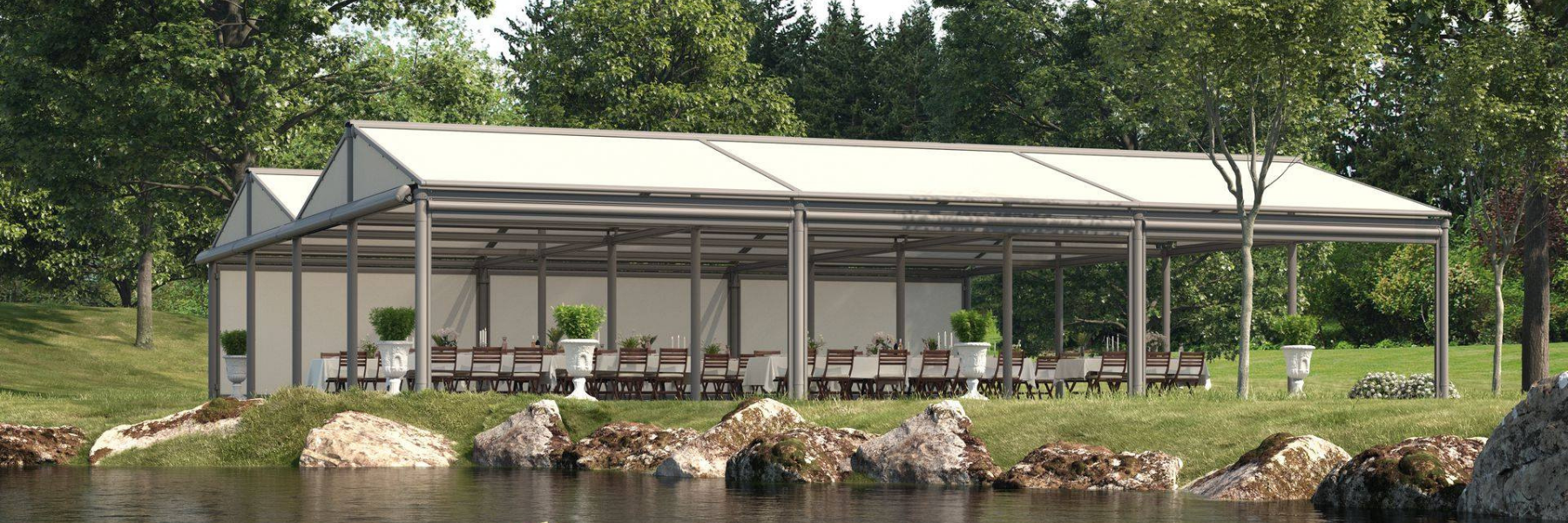 <p>Markilux Awnings & Solar Protection Projects – Bespoke Design</p> <p></p> <p>When off the shelf items don't suit or fit your venue, ask our specialists to design a bespoke product</p>