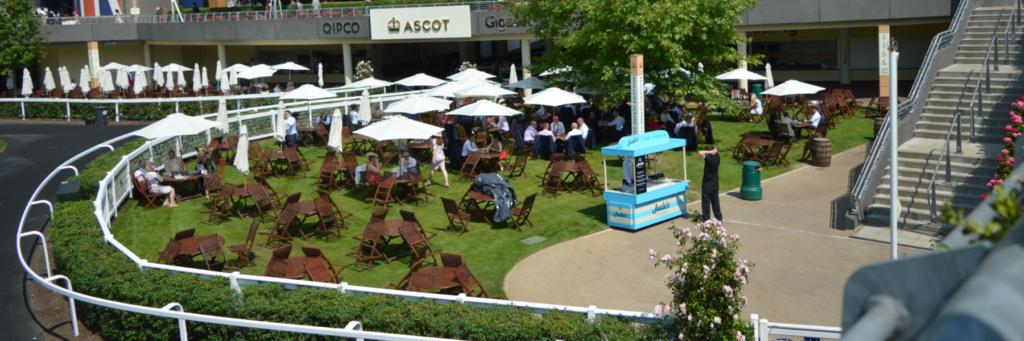 Bespoke Products - Mobile Carts - Ice Cream Carts – Custom Design -Royal-Ascot – Jude's Ice Cream
